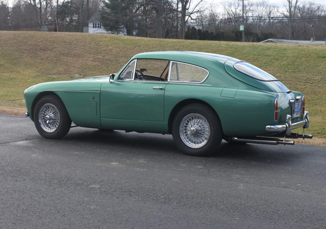 1958 Aston Martin DB2/4 MKIII – Matthew L  deGarmo Ltd